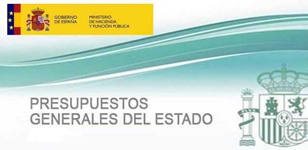 Resumen de principales novedades del  Presupuesto 2018 en Sanchis asesores