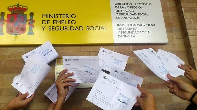 Plan de Inspección de Trabajo por Sanchis asesores