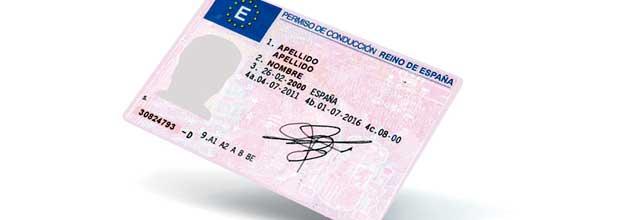 Renovación del carnet de conducir por Sanchis asesores