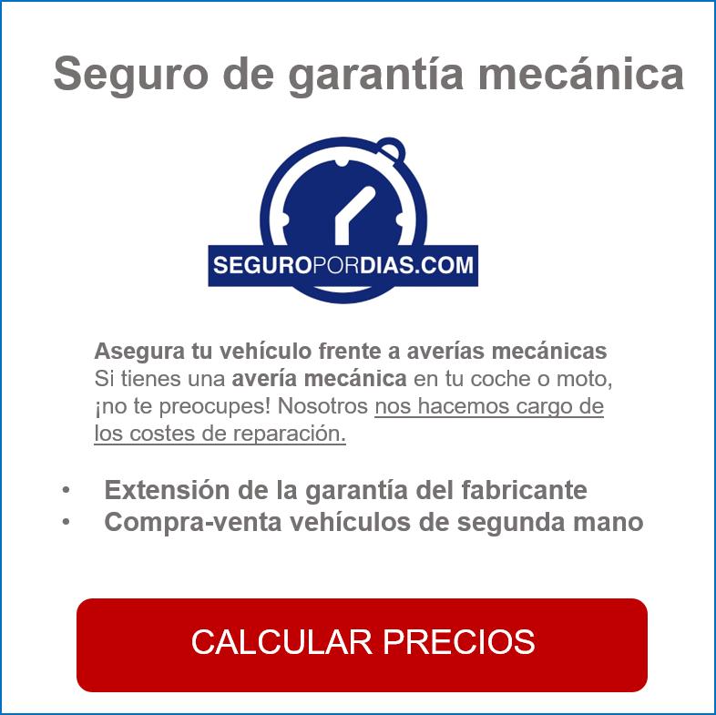 SEGUROS AVERIA MECANICA