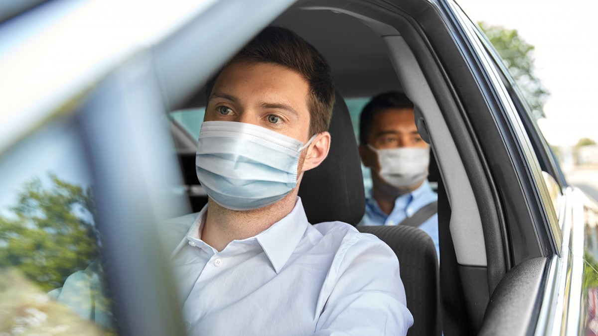 Excepciones al uso de mascarilla en el coche Sanchis asesores