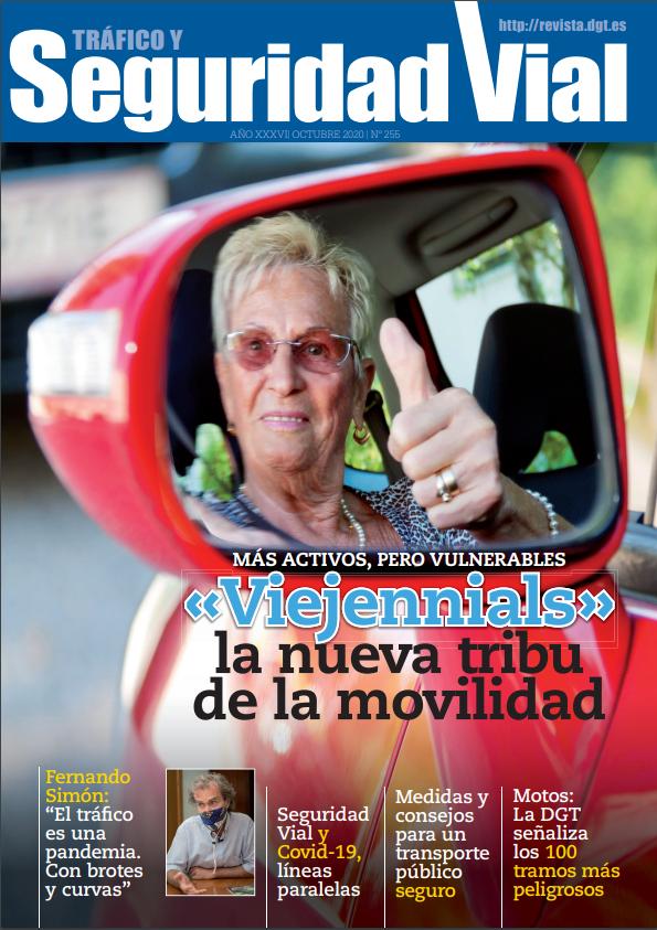 Revista de Trafico y Seguridad Vial de la DGT en Sanchis asesores